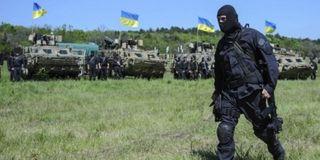 Прекращение огня на Украине обсуждалось Лавровым и Керри