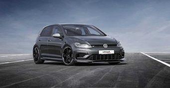 Oettinger презентовала 500-сильный хэтчбэк Volkswagen Golf R