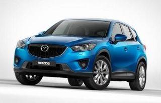 Цены на Mazda CX-5 в Украине стали известны