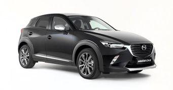 Разработана ограниченная версия кроссовера Mazda CX-3