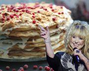 Торт для Примадонны: Рецепт любимого «Наполеона» Пугачевой