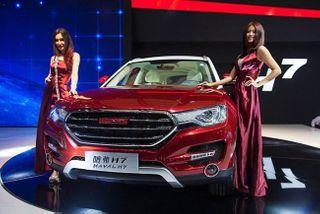 Автомобиль Haval Н1 представят россиянам на Московском мотор-шоу