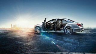 Гибридный седан люкс-класса Mercedes S550 выйдет в 2015 году