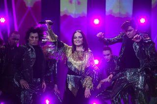София Ротару на сцене «Песни года-2020»