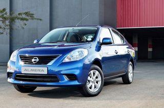 Российская версия Nissan Almera получила новую комплектацию
