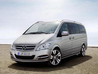 В Испании начали выпускать новый Mercedes-Benz V-Class