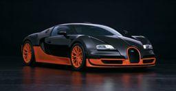 Владелец Bugatti заплатит 540 000 транспортного налога