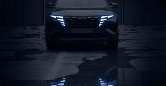 Неверится, что это «Тушкан»: Hyundai показала новый Tucson 2021