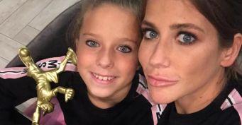 Дала жару сИванушками иЛепсом: Барановская сотрывом отметила 13-летие дочери Яны