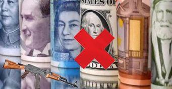 Более 50 стран отказались от доллара в пользу рубля при продаже оружия