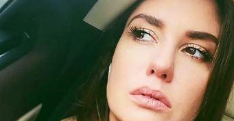 Заплаканная Муцениеце не смогла открыть дверь в квартиру, оставленную Прилучным после развода