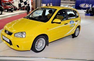 В продажу поступила Lada Kalina Sport