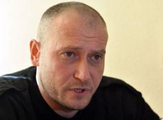 «Правый сектор» отказался от вооруженного похода на Киев