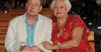 Караченцов досих пор «кормит»: Прибедняющаяся Людмила Поргина живёт безбедно засчёт мужа италанта «плакальщицы»