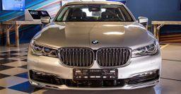 Представлен первый беспилотный автомобиль BMW