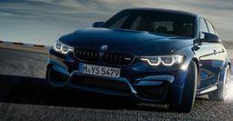 Компания BMW готовится выпустить мощнейшую версию седана M3 CS