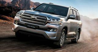 Фото: Toyota Land Cruiser 200, источник: Toyota