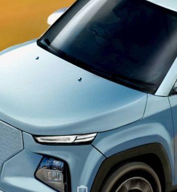 Ждём ивРоссии: Hyundai выпустит электро-внедорожник AX1, показываем первые рендеры
