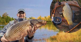 Рыболовный календарь: Почему конец сентября лучшее время, чтобы поймать карпа