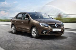 Renault Logan. Фото: Renault