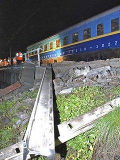 Эксперты знают причину крушения поездов в Подмосковье
