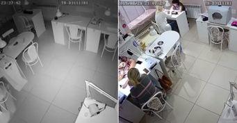 В Питерском салоне красоты привидение передвигает предметы и пугает мастеров маникюра