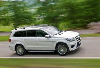 Mercedes-Benz выпустит роскошный внедорожник Maybach