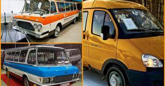 «ГАЗели – полный шлак!» Редкий ЗИЛ-118 «Юность» покорил водителей и любителей общественного транспорта