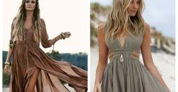 Летние платья «на все случаи жизни» —  блогеры YouTube рассказали о модных оттенках и фасонах