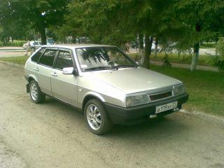Фото: ВАЗ-2109, источник: Drom