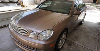 В США на продажу выставлен 850-сильный Lexus GS300 1999 года