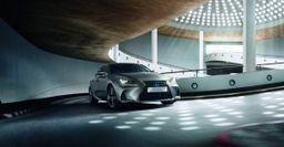 Состоялась европейская премьера обновленного Lexus IS