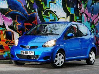 В Чехии началось серийное производство обновленного «Toyota Aygo»