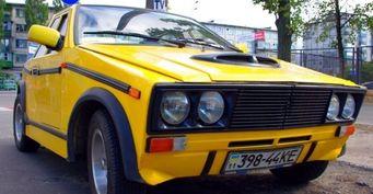 «Ятак вдетстве машины рисовал»: Самоделку изВАЗ-2106 показали вСети
