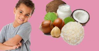 Рецепт полезных конфет «Рафаэлло» для детей, которые одобряют педиатры