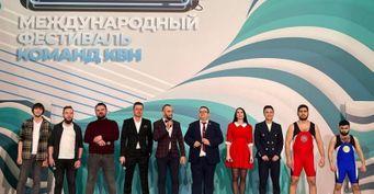 Народные любимцы вернулись вКВН: Масляков показал сборную «Неудержимый Джо» на«Первом канале»