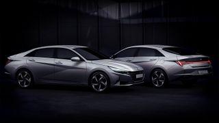 Hyundai Elantra 2021, источник: Hyundai