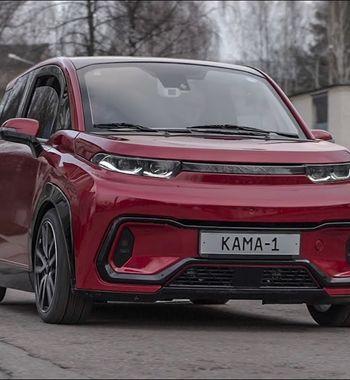 Шуму много, атолку— ноль: Перспективы электрокара «Кама-1» вРоссии оценили автолюбители