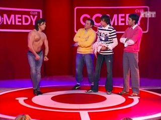 Фрагмент выпуска Comedy Club