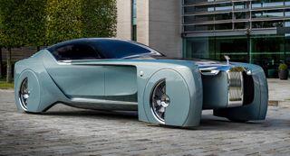 Концепт-кар Rolls-Royce 103EX. Фото: Rolls-Royce