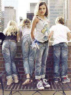 Ваш ребенок самый модный