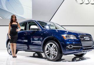 Обнародована официальная стоимость кроссовера Audi Q3 2015 модельного года