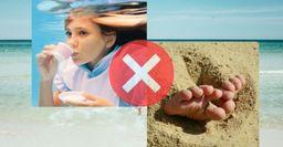 Опасные развлечения у воды, которые могут навредить ребенку