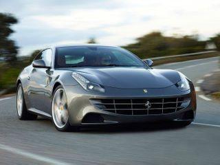 В 2015 году на автомобильном рынке появится Ferrari FF Coupe