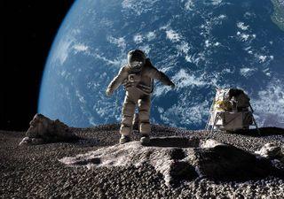Роскосмос запланировал лунную экспедицию на 2030 год