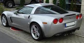 Chevrolet выпускает спортивный кабриолет Corvette Z06