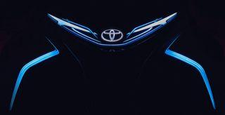 Концептуальный электрокар Toyota i-Tril Concept дебютирует в Женеве