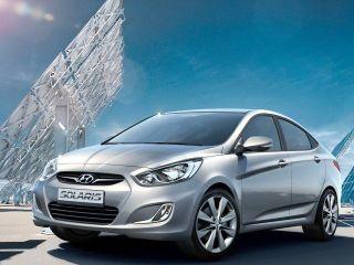 В Петербурге завод Hyundai начал производство обновленного Solaris
