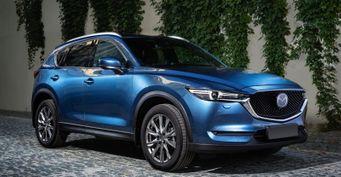 Mazda CX-5: эволюция длиною в век