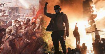 Октябрьская революция вСША: ВШтатах началась война бедных против богатых
